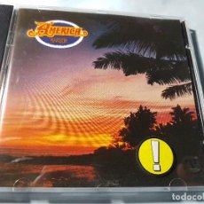 CDs de Música: AMERICA – HARBOR. Lote 143209486