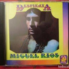 CDs de Música: MIGUEL RIOS.DESPIERTA...RARA EDICION. Lote 143210938
