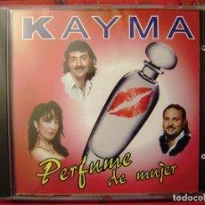 CDs de Música: KAYMA.PERFUME DE MUJER...DIFICIL...CAMELA-CALAITOS. Lote 143211566