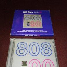 CDs de Música: 808 STATE, 808 : 90. Lote 143215890