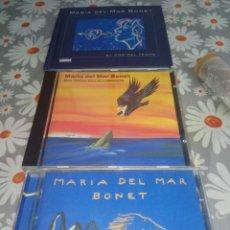 CDs de Música: 3 CD'S MARIA DEL MAR BONET. Lote 143232409