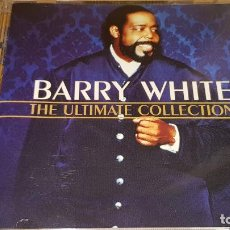 CDs de Música: BARRY WHITE / THE ULTIMATE COLLECTION / CD - MERCURY RECORDS-1999 / 18 TEMAS / LUJO.. Lote 143269966