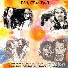 CDs de Música: THE BEATLES-CD-TEA FOR TWO-DUETOS DE BEATLES CON OTROS ARTISTAS-EDICION RARISIMA. Lote 143287122