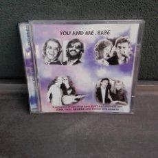 CDs de Música: THE BEATLES-CD-YOU AND ME,BABY-DUETOS-TEMAS CON OTROS ARTISTAS-RARISIMO. Lote 143288954