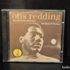 CDs de Música: OTIS REDDING - THE DEFINITIVE COLLECTION - THE DOCK OF THE BAY. Lote 143309626