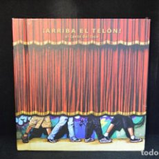 CDs de Música: EL CANTO DEL LOCO - ARRIBA EL TELON - 5 CD + DVD. Lote 143324302