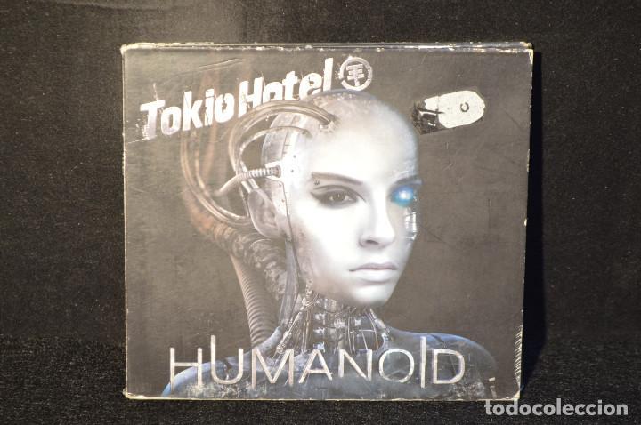 TOKIO HOTEL - HUMANOID - CD + DVD (Música - CD's Rock)