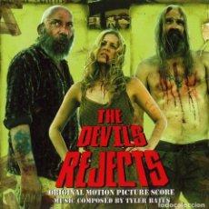 CDs de Música: THE DEVIL´S REJECTS / TYLER BATES CD BSO - LA-LA LAND. Lote 143345702