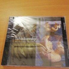 CDs de Música: TCHAIKOVSKY. SWAN LAKE, OP. 20 (EXCERPTS FROM THE BALLET) CD PRECINTADO. Lote 143350882