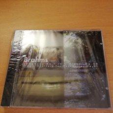 CDs de Música: BRAHMS (SYMPHONY NO. 1 IN C MINOR, OP. 68 / TRAGIC OVERTURE FOR ORCHESTRA, OP. 81) CD PRECINTADO. Lote 143351102