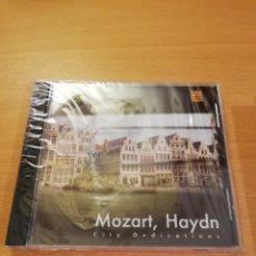 CDs de Música: MOZART, HAYDN (CITY DEDICATIONS) CD PRECINTADO. Lote 143351210
