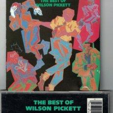 CDs de Música: CD - WILSON PICKETT - THE BEST OF (CD, ATLANTIC RECORDS 1984). Lote 143357306