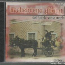 CDs de Música: NOCHEBUENA GITANA DEL BARRIO SANTA MARÍA VOL. 5 - CD JM 2002 NUEVO. Lote 143361910