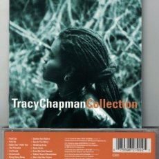 CDs de Música: CD - TRACY CHAPMAN - COLLECTION (CD, ELEKTRA RECORDS 2001). Lote 143367422
