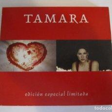 CDs de Música: CD TAMARA SIEMPRE ESPECIAL EDICION LIMITADA MAS CD REGALO. Lote 143387526