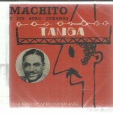 CDs de Música: MACHITO Y SUS AFRO CUBANAS - TANGA - CD ÉL NUEVO. Lote 143391766