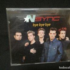 CDs de Música: CD MAXI - NSYNC - BYE BYE BYE. Lote 143402886