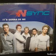 CDs de Música: CD MAXI - NSYNC - IT`S GONNA BE ME. Lote 143402982
