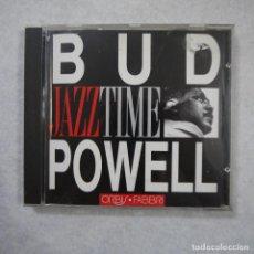 CDs de Música: BUD POWELL - JAZZ TIME - ORBIS FABRI - CD . Lote 143410010