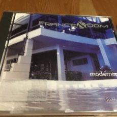 CDs de Música: FRANCE & DOM - MODERNISM - CD. Lote 143419033