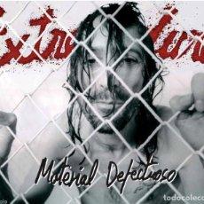 CDs de Música: EXTREMODURO CD MATERIAL.. ,SPANISH HEAVY 2011-BARRICADA-PLATERO Y TU (COMPRA MINIMA 15 EUROS). Lote 143439502