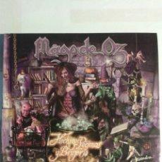 CDs de Música: MAGO DE OZ HECHIZOS POCIMAS Y BRUJERIA CD. Lote 143447894