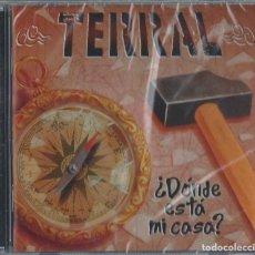 CDs de Música: TERRAL CD SPANISH HEAVY/ROCK 2015-SARATOGA-BARON ROJO-BANZAI-ANTIGUA-OBUS (COMPRA MINIMA 15 EUROS). Lote 143469734