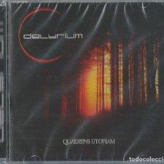 CDs de Música: DELIRYUM CD RARE SPANISH HEAVY 2012-SARATOGA-AVALANCH-GRYAL-SHOCK-ACERO-SAUROM . Lote 143497010