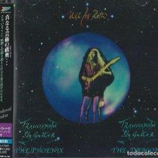 CDs de Música: ULI JON ROTH 2 CD ORIGAINAL JAPAN 2000 -SCORPIONS (COMPRA MINIMA 15 EUROS) COMO NUEVO. Lote 143501522