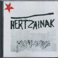 CDs de Música: HERTZAINAK CD SPANISH PUNK ROCK 1998-ESKORBUTO-RIP-LA POLLA-VOMITO (COMPRA MINIMA 15 EUROS)NUEVO. Lote 143528858