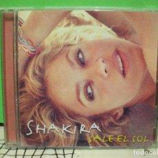 CDs de Música: SHAKIRA SALE EL SOL (CD ALBUM SONY MUSIC LATIN ) NUEVO¡¡. Lote 143537754