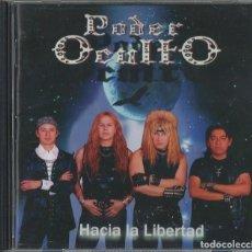 CDs de Música: PODER OCULTO CD MEXICAN HEAVY 2007-LUZBEL-SARATOGA-ANGEL DE AZERO-RATA BLANCA-ACACIA. Lote 143541406