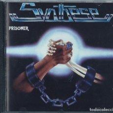 CDs de Música: SYNTHESE CD 1993 - IRON MAIDEN-BLIND GUARDIAN (COMPRA MINIMA 15 EUROS) NUEVO Y PRECINTADO. Lote 143542226