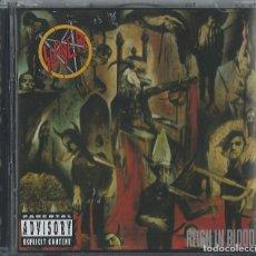 CDs de Música: SLAYER CD EXPANDED EDITION CON BONUS TRACK * NUEVO* METALLICA (COMPRA MINIMA 15 EUROS). Lote 143545474