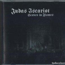 CDs de Música: JUDAS ISCARIOT CD RAREZA 2008 MAYHEM - WATAIN-SATYRICON *NUEVO* (COMPRA MINIMA 15 EUROS). Lote 143546870