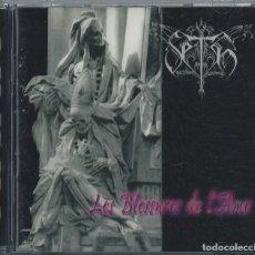 CDs de Música: SETH CD RAREZA ORIGINAL 1998 JUDAS ISCARIOT-SLAYER (COMPRA MINIMA 15 EUROS). Lote 143546982