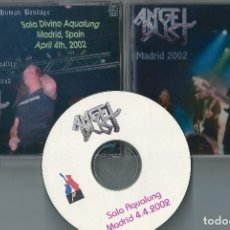 CDs de Música: ANGEL DUST CD MADRID 2002 -IRON MAIDEN-ROYAL HUNT-AXXIS-HELLOWEEN (COMPRA MINIMA 15 EUROS). Lote 143547154