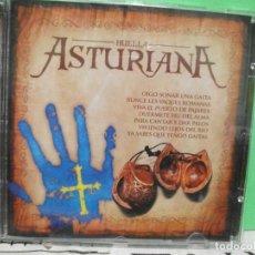 CDs de Música: HUELLA ASTURIANA CD ALBUM ASTURIAS COMO NUEVO¡¡. Lote 143571446