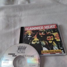 CDs de Música: CD CANNED HEAT. ON THE ROAD AGAIN. Lote 143592442