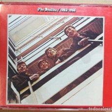CDs de Música: CD MÚSICA CANCIONES. THE BEATLES 1962 1966. DOS DOBLE CD. 13+13 CANCIONES 1993. EMI. Lote 143592650