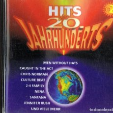 CDs de Música: HITS DES 20 JAHRHUNDERTS CD Nº 2. Lote 143603546
