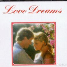 CDs de Música: LOVE DREAMS ( 2 CD´S). Lote 143605154
