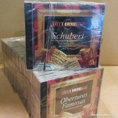 CDs de Música: MAGNÍFICA COLECCIÓN HIT CLASSICAL / DIAMOND / CLUB INT. DEL LIBRO / 50 CDS TODOS PRECINTADOS.. Lote 143607094