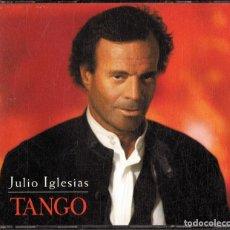 CDs de Música: JULIO IGLESIAS TANGO ( 2 CD´S). Lote 143611514