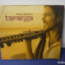 CDs de Música: PREM JOSHUA TARANGA. Lote 143611622
