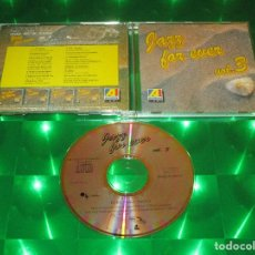 CDs de Música: JAZZ FOR EVER VOL. 3 - CD IMP 91013 - AVUCHROME LABO - AMERICAN PATROL - MOONLIGHT SERENADE .... Lote 143628838