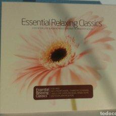 CDs de Música: ESSENTIAL RELAXING CLASSICS 3 CD. Lote 143633177