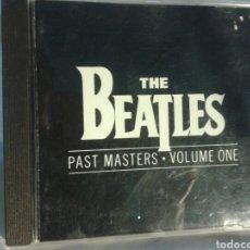 CDs de Música: THE BEATLES PAST MASTERS VOLUME ONE CD. Lote 143639382
