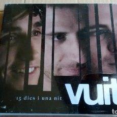 CDs de Música: (SIN ABRIR) VUIT - 15 DIES I UNA NIT. Lote 143642710