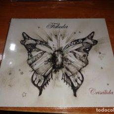 CDs de Música: FABULA CRISALIDA CD ALBUM DIGIPACK PRECINTADO DEL AÑO 2007 CONTIENE 12 TEMAS. Lote 143643024